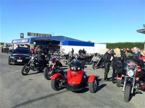 Southern Road Bike Services Poker Run